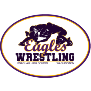 Issaquah Wrestling Team Logo